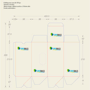 Caja embalaje 86834-86836